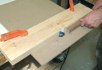 Простейший самодельный фрезерный стол