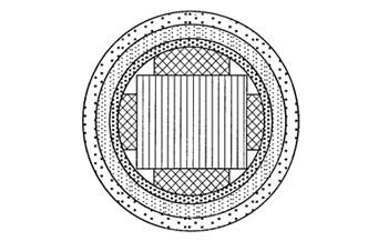 Обмотка на каркасе цилиндрической формы