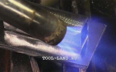 Пайка металла: предварительный нагрев