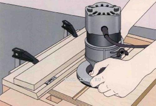 Шаблони для фрезера