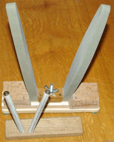 Приспособления для заточки и правки ножей