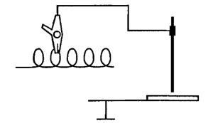 Схема регулировки сварочного тока