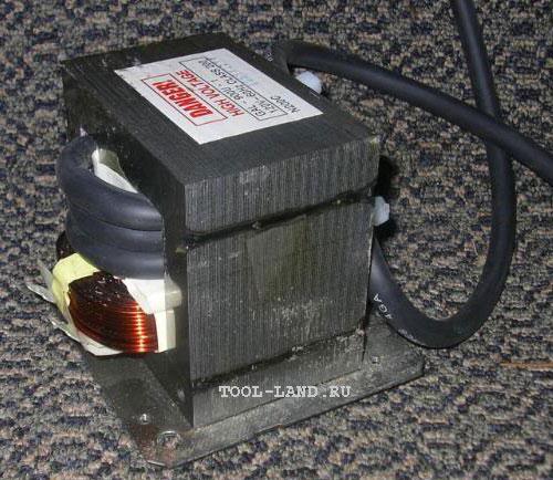Готовый трансформатор для