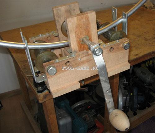 Ручной станок своими руками фото 442