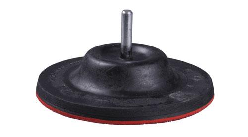 Резиновая шлифовальная насадка для дрели
