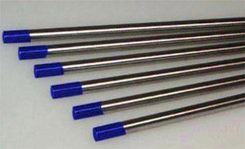 Вольфрамовые электроды с синим цветовым кодом