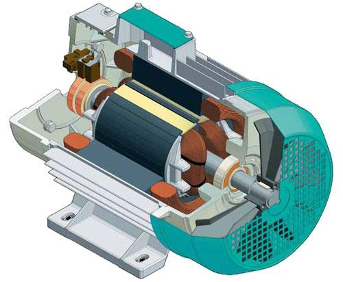Устройство синхронного генератора