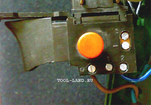 Подключение кнопки