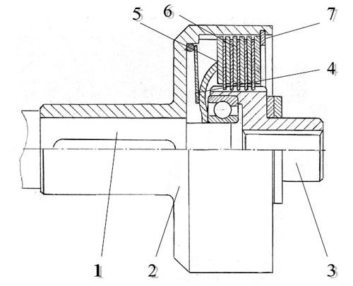 Схема сцепления мотоблока Угра НМБ-1