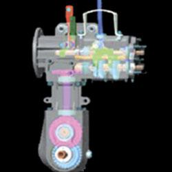 Конструкция трансмиссии мотоблока Угра НМБ-1