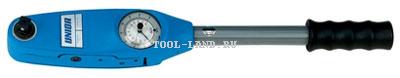 Динамометрический ключ показывающий прилагаемый крутящий момент (UNIOR)