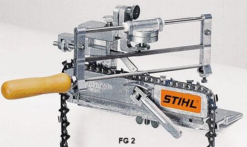 Станок для заточки цепей бензопил FG 2 (Stihl)