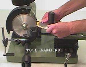 Как заточить диск циркулярной пилы своими руками